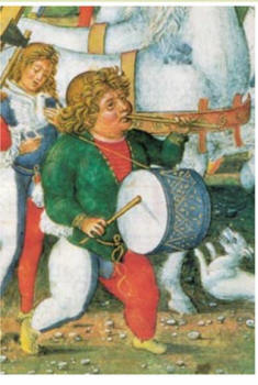 Il flauto a tre buchi&; (tabor-pipe)