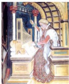 Gli strumenti musicali medioevali l 39 organo for L organo portativo